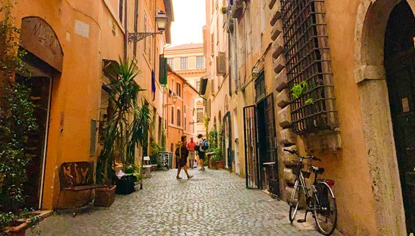 Jewish-Ghetto-Streets-Rome-Food