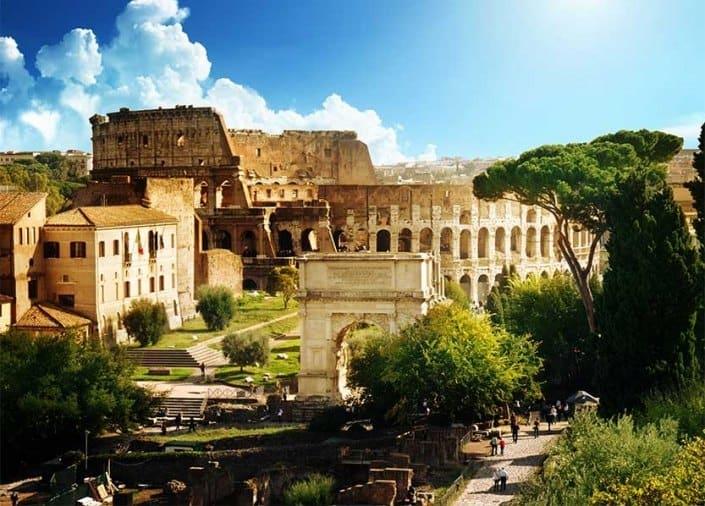 ancient rome tours