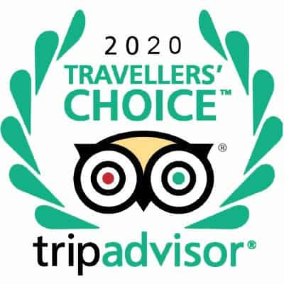 2020 travellers' choice