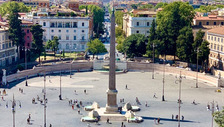 Must-see piazzas in Rome