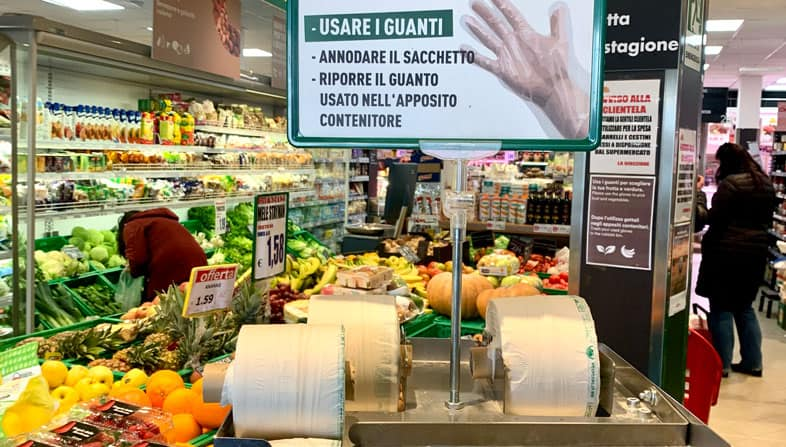 Rome Grocery Store