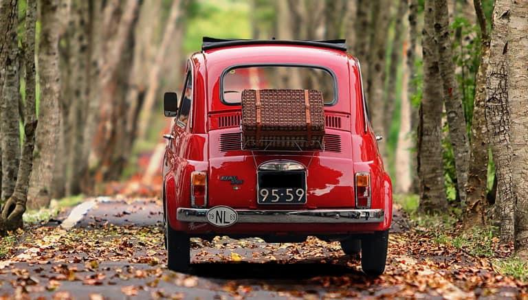 Tuscan drive
